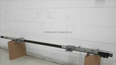 """Flat Belt Conveyor 1"""" X 72"""" ( Used and Tested )"""