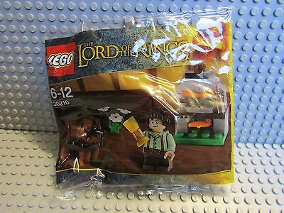 LEGO 30210 Frodo with Cooking Corner polybag sealed lotr hobbit