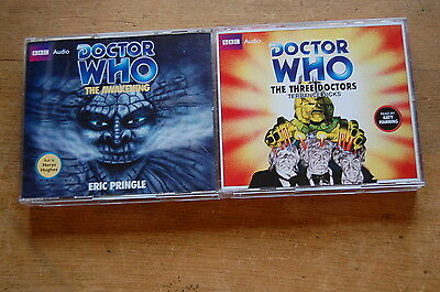 doctor who audio book CDs BBC