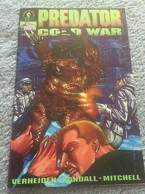 Predator Cold War 3 First Printing Excellent Condition