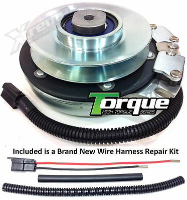 Replaces ARIENS 59200300 PTO Clutch Bearing Upgrade w replaces husqvarna 180505 pto clutch, oem upgrade!! w wire cub cadet pto clutch wire harness repair kit at bayanpartner.co