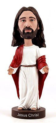 "Jesus Christ (Version 2) 8"" Polyresin Bobblehead"