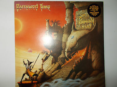 Diamond Head LP Borrowed Time
