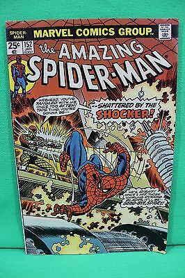 Amazing Spider-Man #152 Shocker Comic by Marvel Comics VG