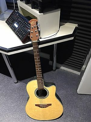 Ovation CC024 Electro/Acoustic Guitar