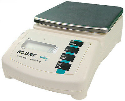 AccuLab VI-4kg Digital Scale with Power Supply