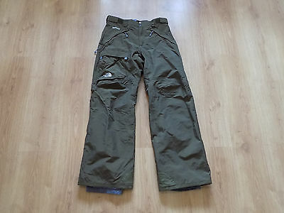 The North Face Men Hy Vent Ski Snowboard Pants Trousers Winter Sport Size S