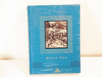 J.m. Barrie Peter Pan Childrens Classics Book New Sealed Collectible Hardback