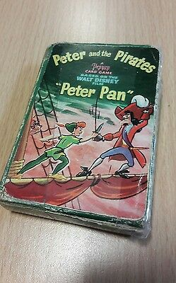vintage card game- Peter and the Pirates