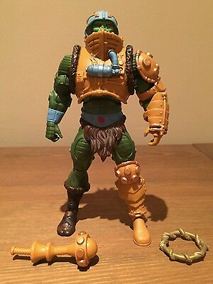 Masters of the universe classics snake Man-at-arms