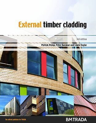 External Timber Cladding Book by Taylor Lewis Paperback