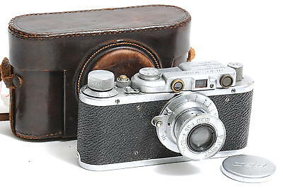 @ very early rare FED 1A molotok No. 2608 original condition russian rangefinder