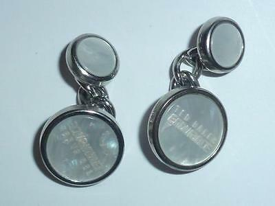Mother of Pearl Ted Baker Endurance Cufflinks