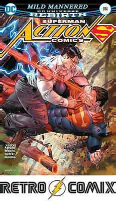 Dc Action Comics #974 First Print New/unread Bagged & Boarded