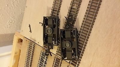 Lima O gauge 7mm Coach Bogies