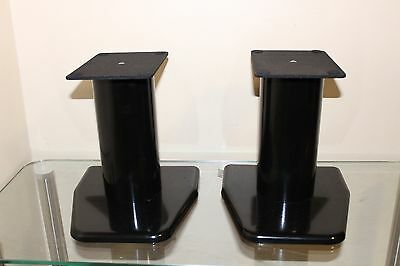 MISSION MX Series Speaker Stands Pair W/ Spikes