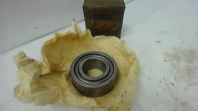"Skf Lw07R Ball Bearing, 5207R, 1-3/8"" Bore"