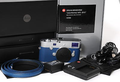 @ Leica Historica M Monochrom ( Typ 246 ) Limited Edition 1975-2016 boxed 10950