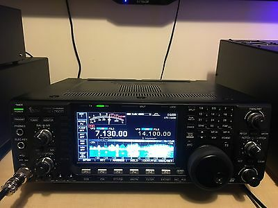 ICOM IC-7600 HF/50mhz Transceiver, Immaculate Example