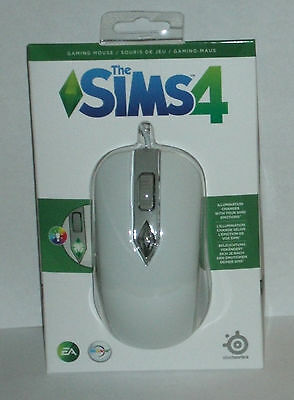 Sims 4 Mouse - New & Sealed - Steelseries