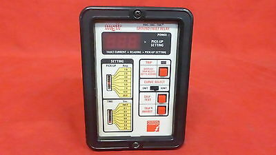 Federal Pioneer Mgfr-20-Zb Mgfr Pro-Dec-Tor Ground Fault Relay (1G2)
