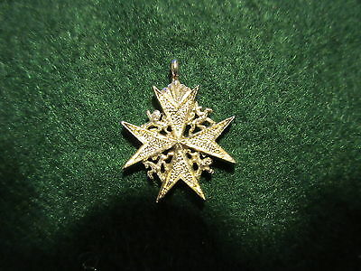 Order of St. John Miniature Medal Without Ribbon