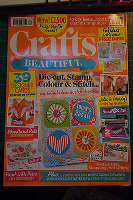 Crafts Beautiful ~ Issue 296 September 2016 ~ no pages missing