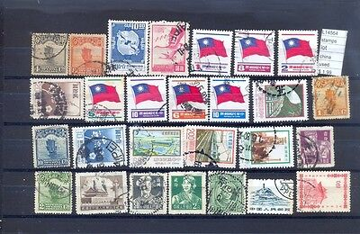 Stamps Lot China Used (L14564)