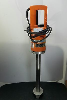 """Dynamic - MX91 - 16"""" Master Mixer Hand Held Mixer Immersion Blender (clean used)"""