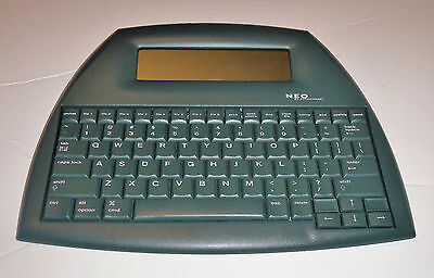 AlphaSmart Neo Portable Word Processor - Tested