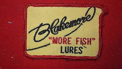 Patch - Fishing Equip. Manufacturer - Blakemore