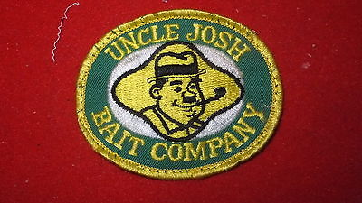 Patch - Fishing Equip. Manufacturer - Uncle Josh Bait Company