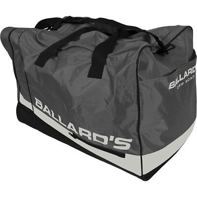 Ballards NEW MX Dirt Bike Too Easy Grey Travel Luggage Gear Bag