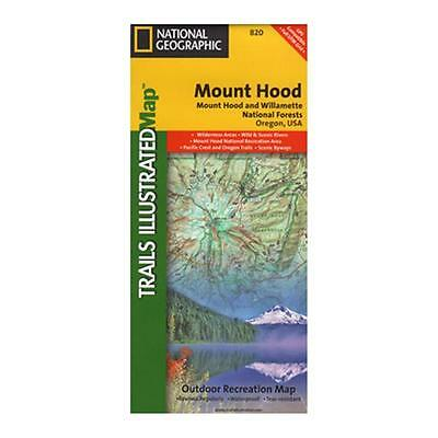 National Geographic 603072 820 Boots Mount Hood Oregon