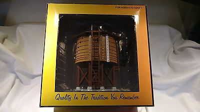 Rail King by MTH Electric Trains Operation O Scale Water Tower Model 30-11028