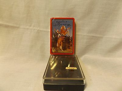 Roy Rogers deck of playing cards factory sealed