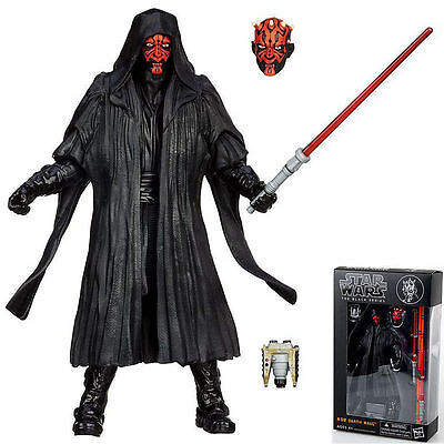 """Star wars the Black Series Darth Maul  6"""" Action Figure NEW IN BOX"""