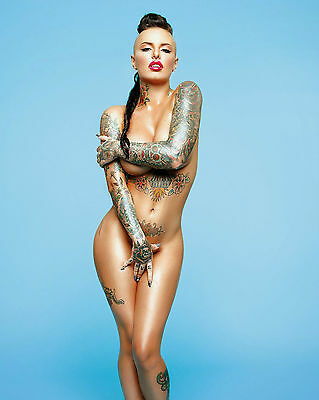 Christy Mack Porn Babe 8x10 Photo Matte Paper Finish Lab Printed #3