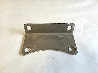 Berkeley Jet Drive 12JE Stainless Cavitation Plate Bracket M-5840