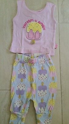 Peter Alexander baby girl pyjamas