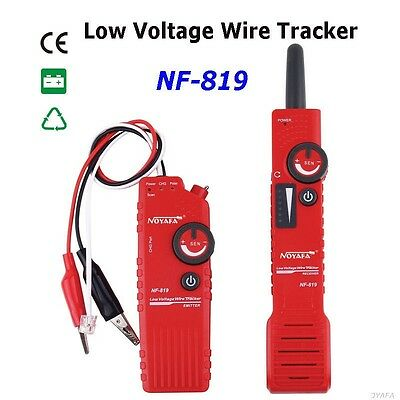 Low Voltage Wire Tracker NF-819 Locate the wire towards under 48V low voltage
