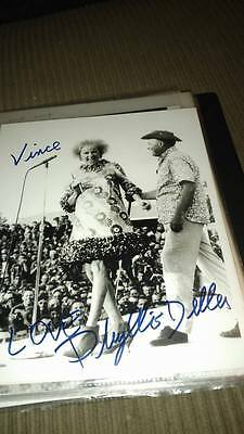 Phyliss Diller  signed 8x10 picture signed authentic signed