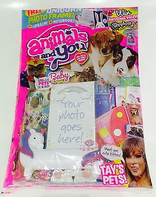 Animals And You Magazine #206 With AMAZING FREE GIFTS! (NEW)