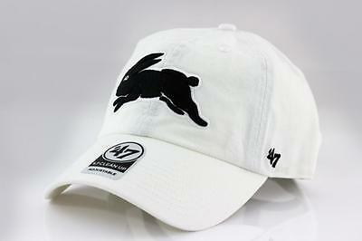32c2ba42db6 South Sydney Rabbitohs Supporters Hat - Clean Up Cap From 47 Brand Baseball  Cap