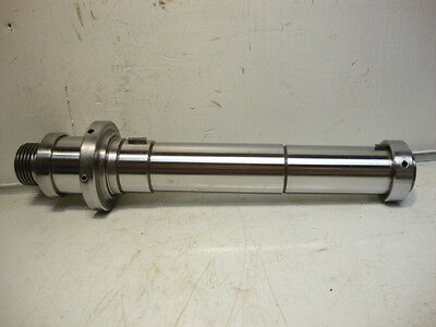 """Rockwell 10"""" Metal Lathe Spindle 1-1/2"""" by 8 TPI"""