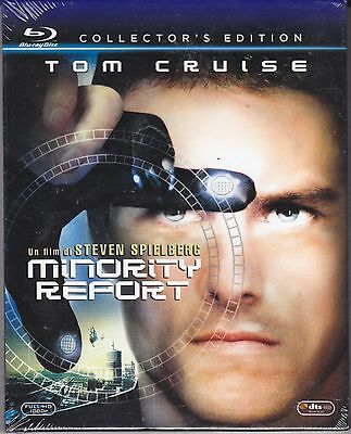 minority report book themes