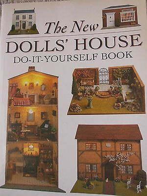 Dolls House Book The New Dolls House Do-It-Yourself Book 1/2 &1/16 Scale