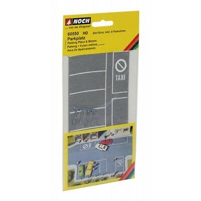 NOCH 60550 H0 Parking, 20 x 10 cm new original packaging