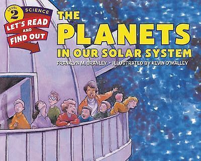 The Planets in Our Solar System (Paperback or Softback)