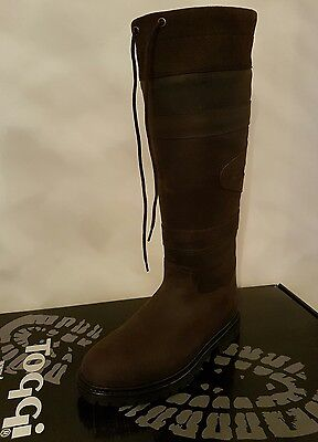 Toggi Canyon Boot/ country boot / riding boot size 40